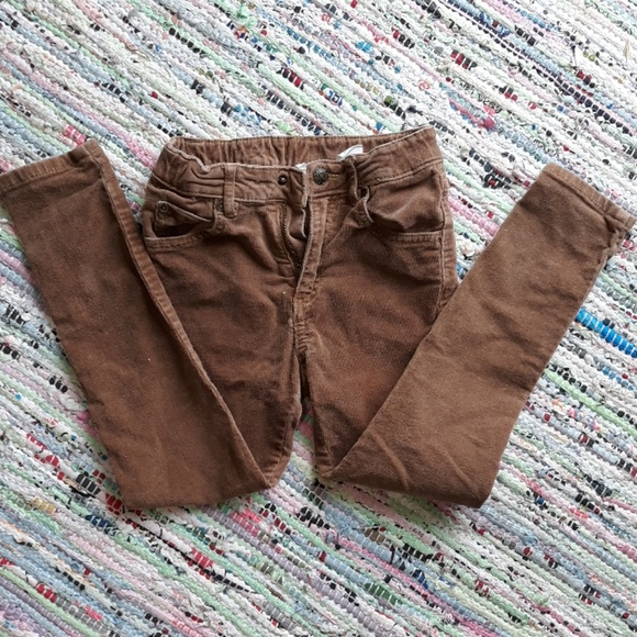 H&M Other - H&M Brown Corduroy Pants